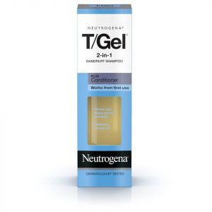 Neutrogena T / Gel 2-In-1 Dandruff Shampoo Plus Conditioner 125 Ml
