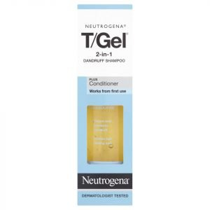 Neutrogena T / Gel 2-In-1 Dandruff Shampoo Plus Conditioner 250 Ml