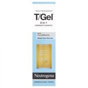 Neutrogena T / Gel 2-In-1 Dandruff Shampoo Plus Conditioner 250 Ml