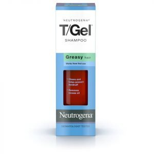 Neutrogena T / Gel Anti-Dandruff Shampoo For Greasy Hair 125 Ml
