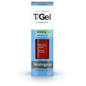 Neutrogena T / Gel Anti-Dandruff Shampoo For Greasy Hair 125 Ml