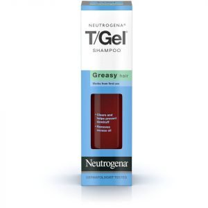 Neutrogena T / Gel Anti-Dandruff Shampoo For Greasy Hair 250 Ml