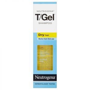 Neutrogena T / Gel Shampoo Dry Hair 250 Ml
