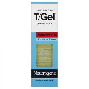 Neutrogena T / Gel Shampoo Sensitive Scalp 125 Ml