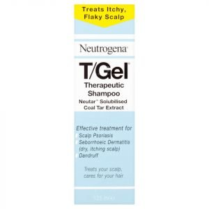 Neutrogena T / Gel Therapeutic Shampoo 125 Ml
