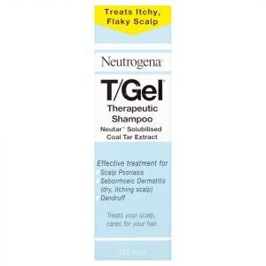 Neutrogena T / Gel Therapeutic Shampoo 125 Ml