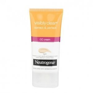 Neutrogena Visibly Clear Light Cc-Voide 50ml
