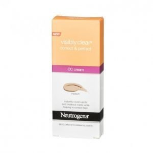 Neutrogena Visibly Clear Medium Cc-Voide 50ml