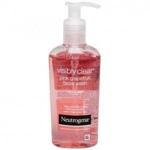 Neutrogena Visibly Clear Pink Grapefruit Facialwash Pesugeeli 200 Ml