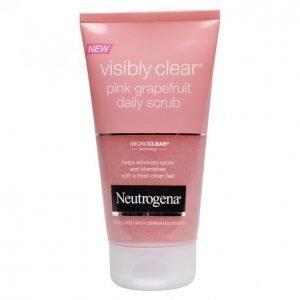 Neutrogena Visibly Clear Pinkgrapefruit Kuorintavoide 150 Ml