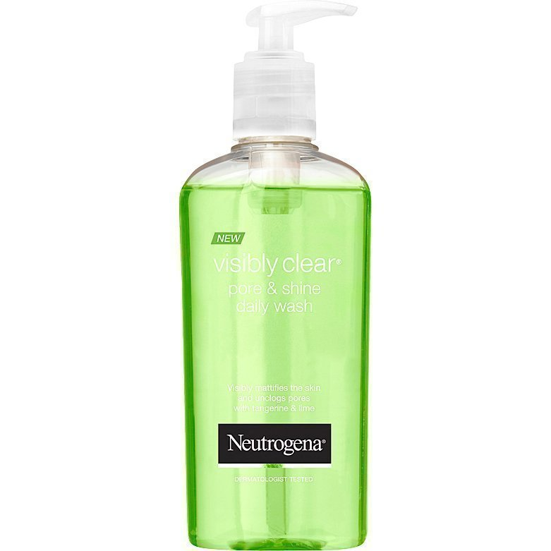 Neutrogena Visibly Clear Pore & Shine Daily Wash 150ml