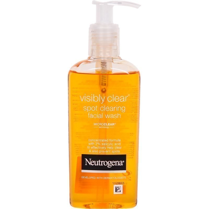 Neutrogena Visibly Clear Spot Clearing Facial Wash 200ml