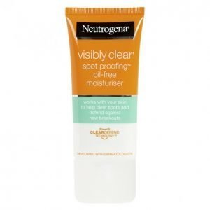 Neutrogena Visibly Clear Spot Proofing Oil-Free Moisturiser Kosteusvoide 50 Ml