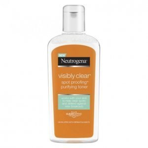 Neutrogena Visibly Clear Spot Proofing Purifying Toner Kasvovesi 200 Ml