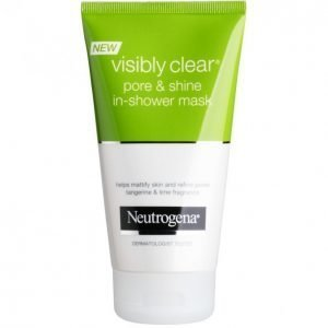 Neutrogena Visibly Clear Visibly Clear In Shower Mask Kasvonaamio 150 Ml