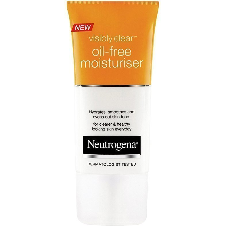 Neutrogena Visibly ClearFree Moistruriser 50ml