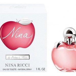 Nina Ricci Nina Edt Naiselle 30 Ml