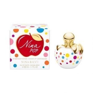 Nina Ricci Nina Pop 10th Birthday Edition Edt Tuoksu 50 ml