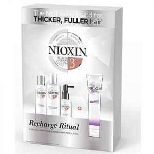 Nioxin Recharge Ritual Deep Protect Density Mask Set