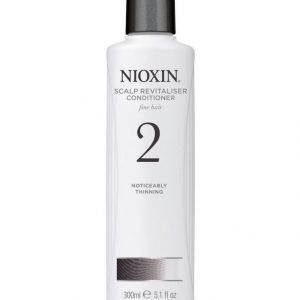 Nioxin System 2 Scalp Therapy Hoitoaine 300 ml