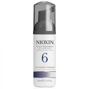Nioxin System 6 Scalp Treatment For Noticeably Thinning