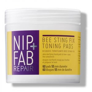 Nip+Fab Bee Sting Fix Toning Pads 80 Ml