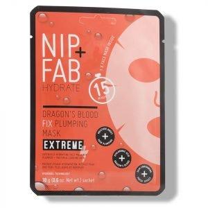Nip+Fab Dragons Blood Fix Extreme Plumping Mask 18 G