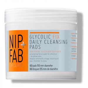 Nip+Fab Glycolic Fix Daily Cleansing Pads 60 Pads