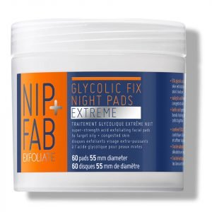 Nip+Fab Glycolic Fix Extreme Night Pads 60 Pads