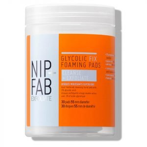 Nip+Fab Glycolic Fix Foaming Pads 95 Ml