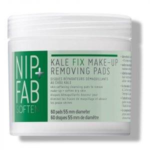 Nip+Fab Kale Fix Make Up Removing Pads 60 Pads
