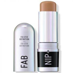 Nip+Fab Make Up Definition Fix Stix 14g Various Shades Golden Tan