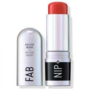 Nip+Fab Make Up Fix Stix Blush 14g Various Shades Watermelon