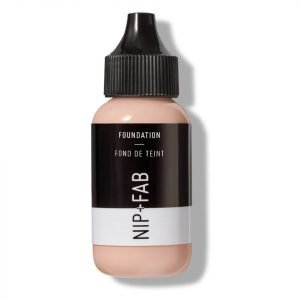 Nip+Fab Make Up Foundation 30 Ml Various Shades 10