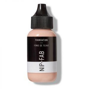 Nip+Fab Make Up Foundation 30 Ml Various Shades 10