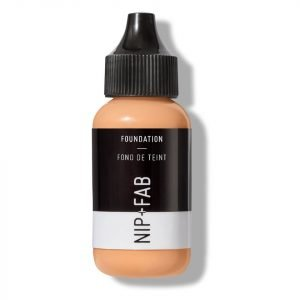 Nip+Fab Make Up Foundation 30 Ml Various Shades 25