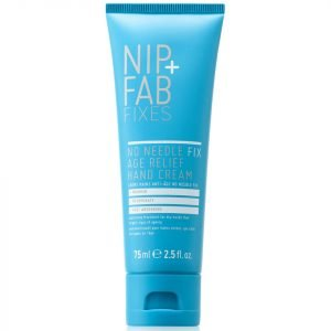 Nip+Fab No Needle Fix Age Relief Hand Cream