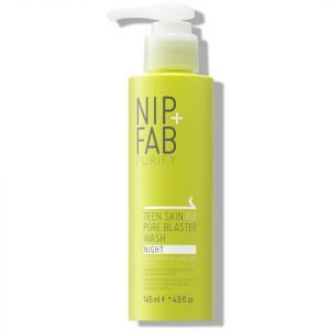Nip+Fab Teen Skin Fix Pore Blaster Night Wash 145 Ml