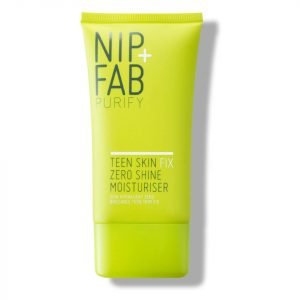 Nip+Fab Teen Skin Fix Zero Shine Moisturiser 40 Ml