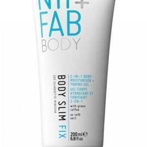 Nipandfab Body Slim Fix 200 Ml Vartalogeeli