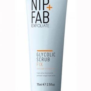 Nipandfab Glycolic Fix Scrub 75 Ml