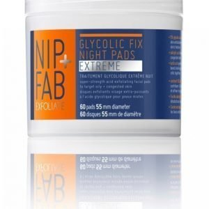 Nipandfab Glycolic Fix X Treme Pads 80 Ml