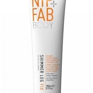 Nipandfab Shimmer Leg Fix 150 Ml Vartalovoide