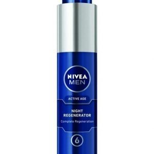 Nivea Active Age Night Cream