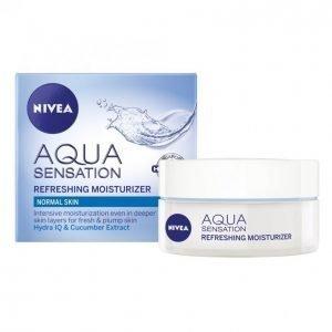 Nivea Aqua Sensation Päivävoide 50 Ml