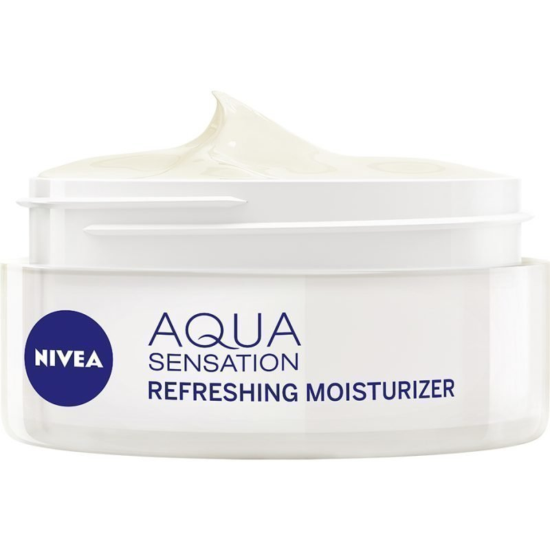 Nivea Aqua Sensation Refreshing Moisturizer 50ml