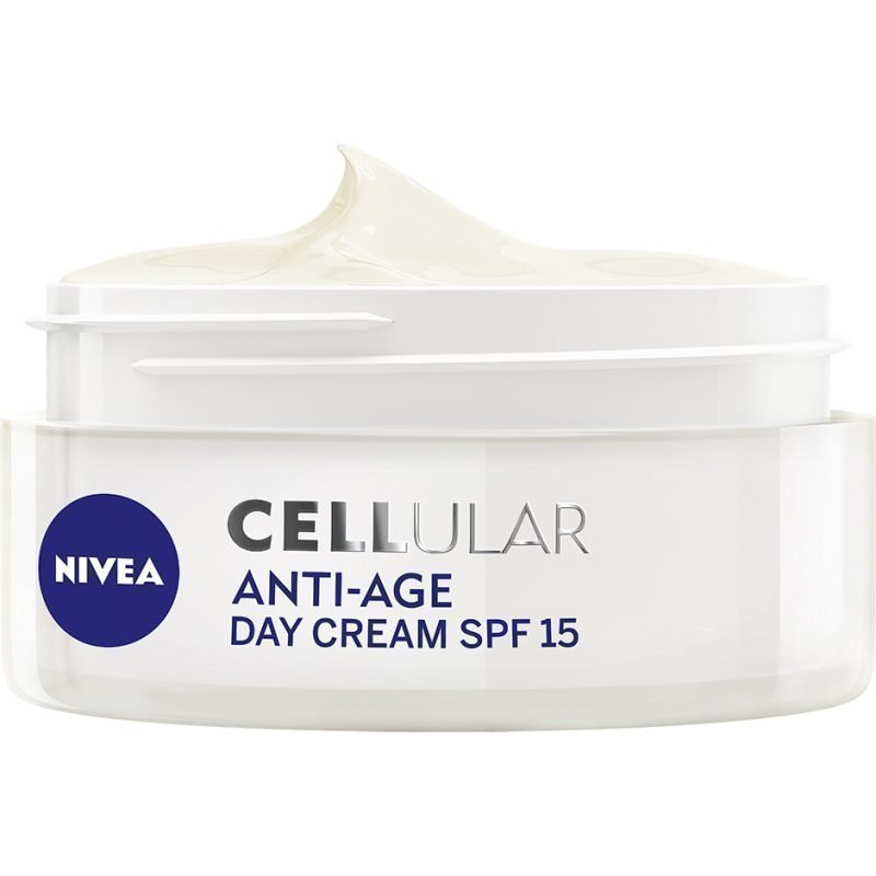 Nivea Cellular Anti-Age Day Cream SPF15 50ml