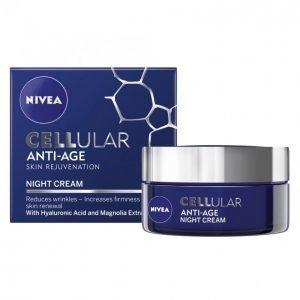 Nivea Cellular Hyaluron Wrinkle Filler Night Cream Yövoide 50ml