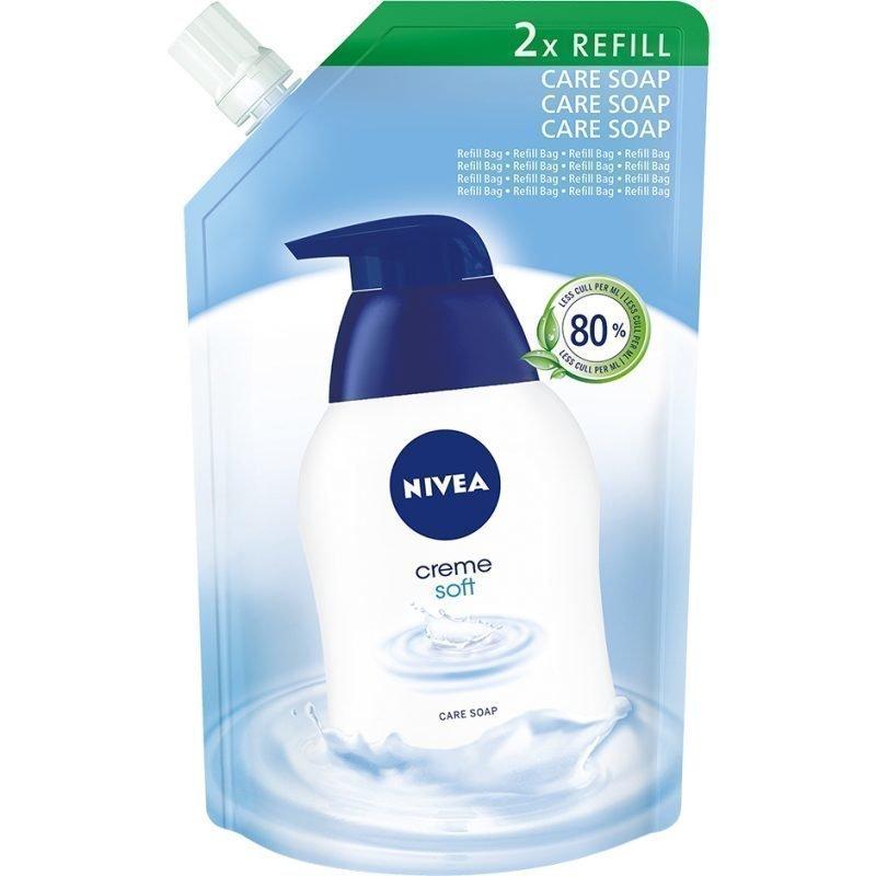 Nivea Creme Soft Cream Soap Refill 500ml