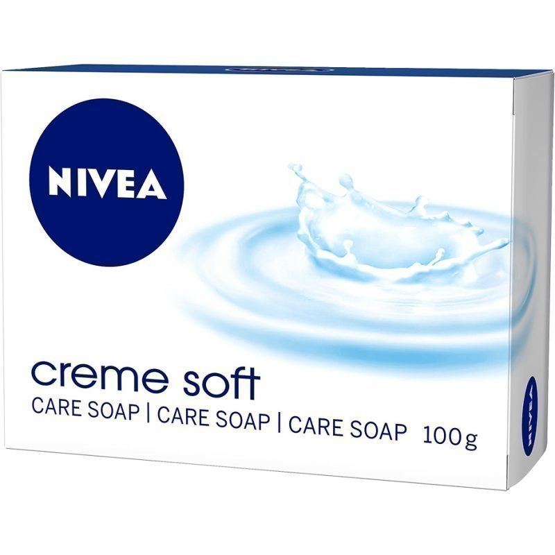 Nivea Creme Soft Soap 3x100g